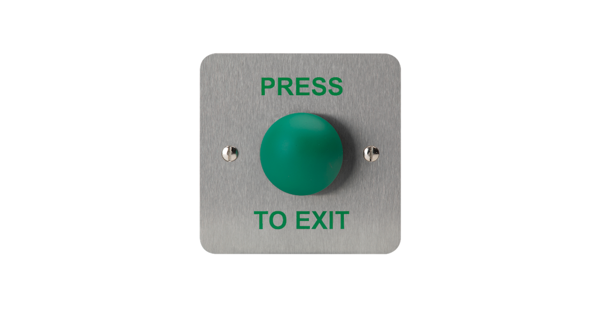 How To Install A Push To Exit Button