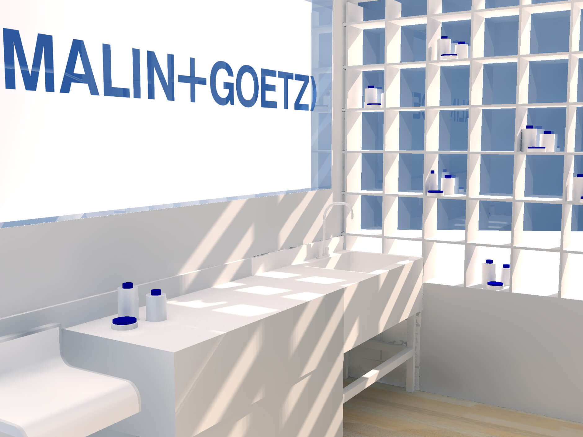 Helen Marcotte from Malin and Goetz