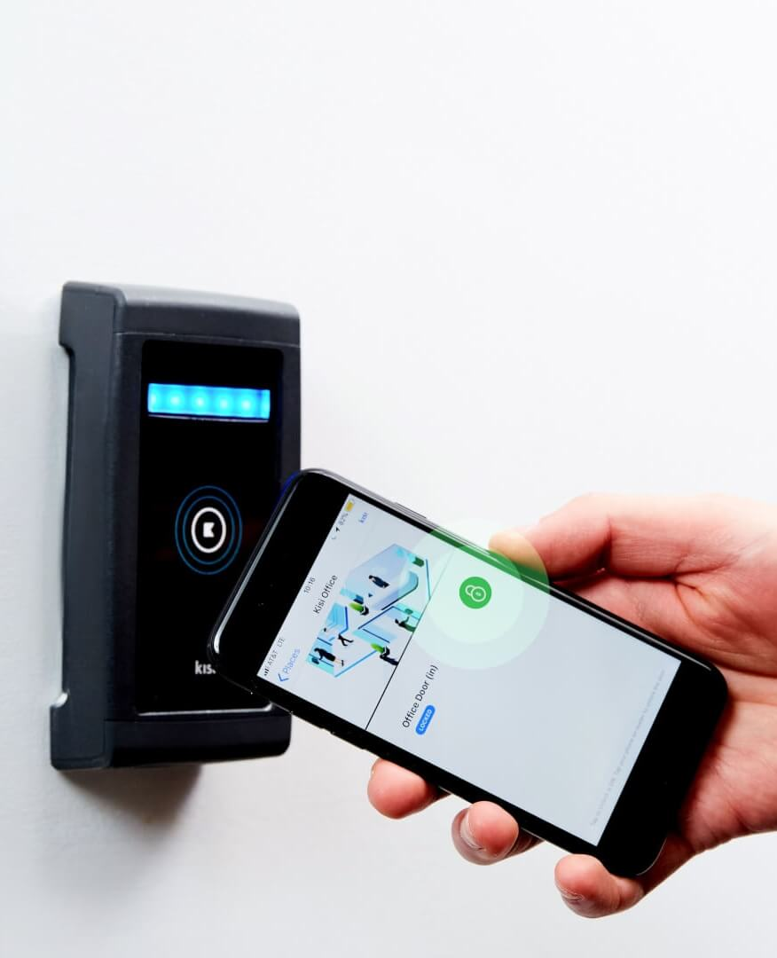 RFID and NFC Access Control Systems | Kisi Security