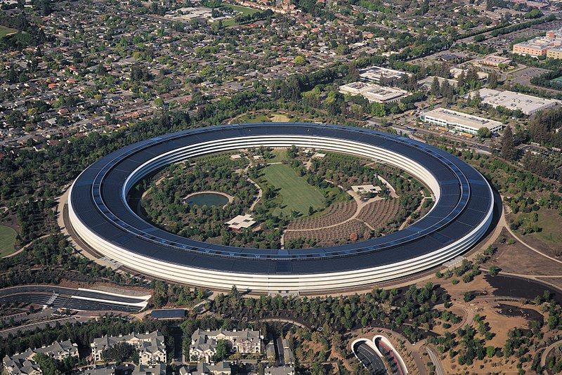 Image result for Apple Park