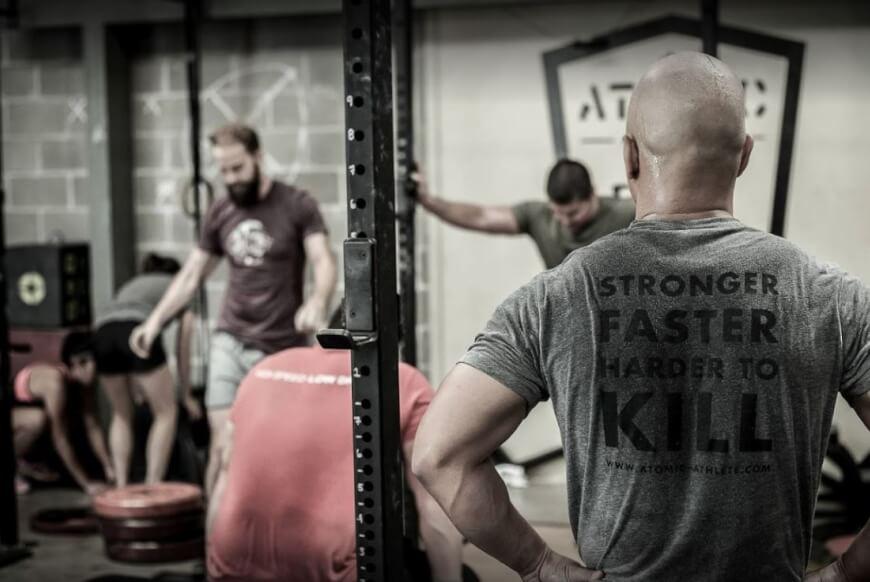 Atomic Athlete fitness center