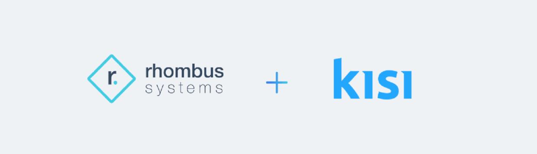 Kisi Integrates With Rhombus Cameras