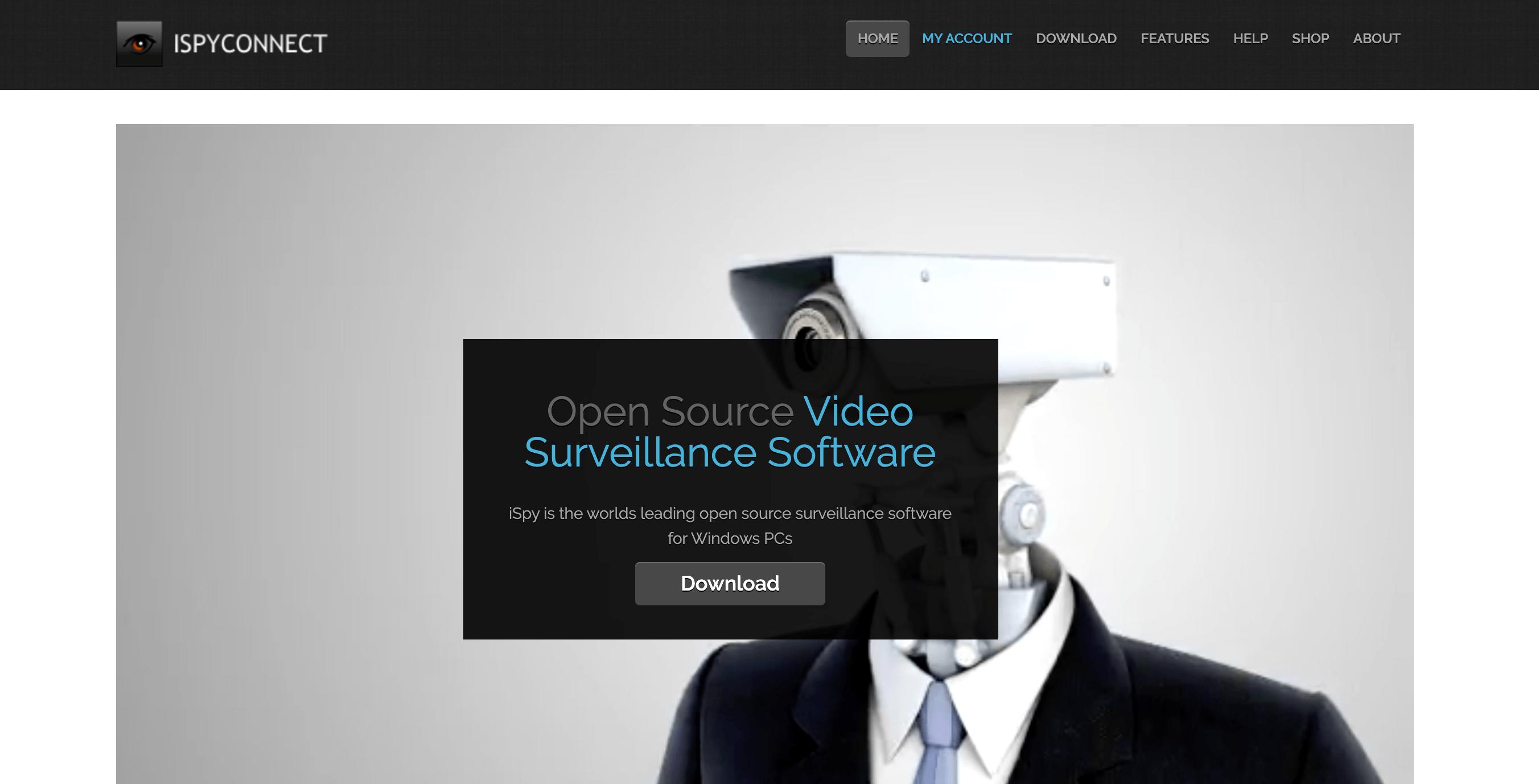 iSpy Video Surveillance Software