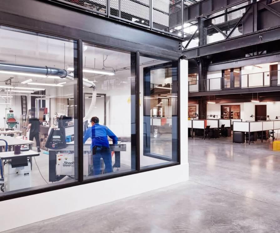 NewLab Interior