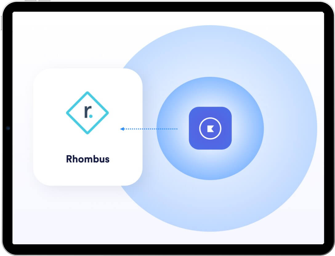 Rhombus camera integration with Kisi