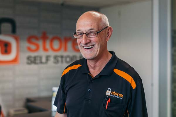 Storex Self Storage Dandenong Friendly Team