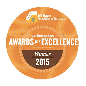 Self storage award winner storex