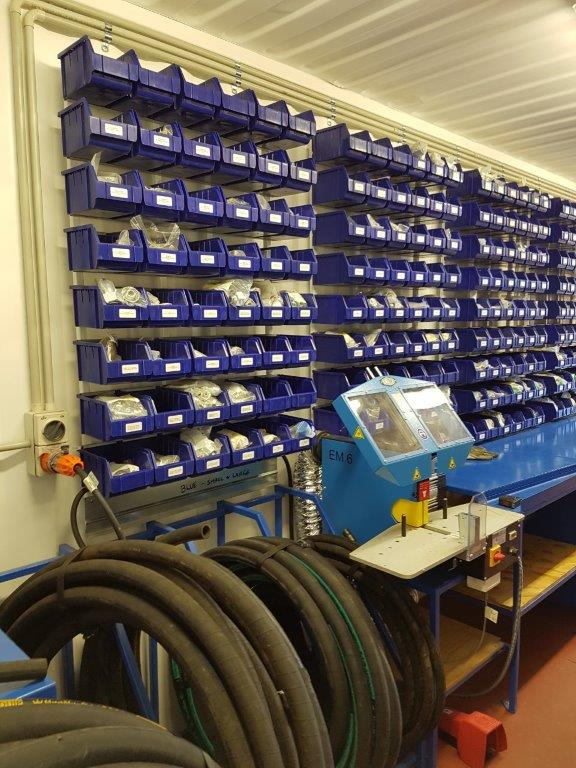 Mobile Hose Workshop Containers Australia