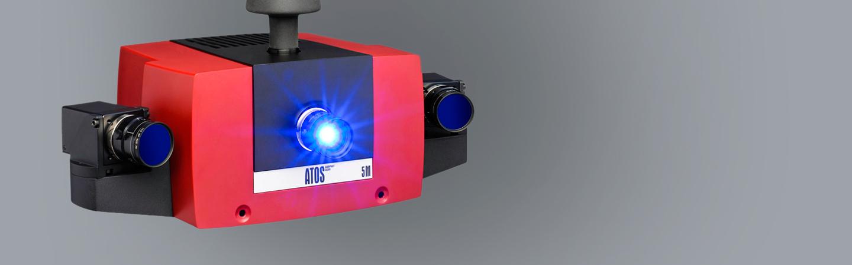 Optische Messtechnik - ATOS Compact Scan