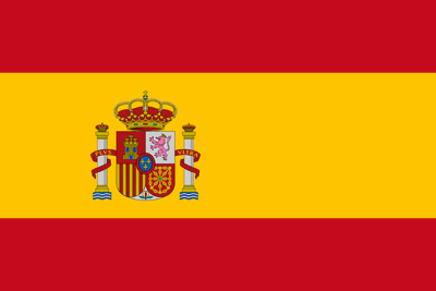 Spain flag | End Bible Poverty Now