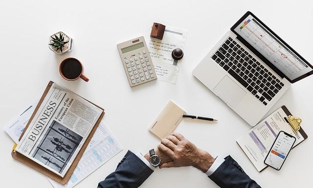 Knowledge desk at Beyond Paper Profit Advisors