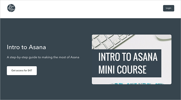 Intro to Asana Mini Course