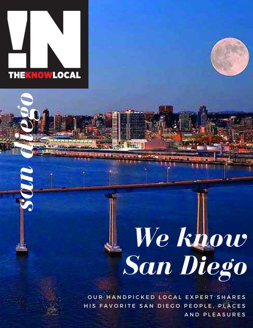San Diego Tom Carol