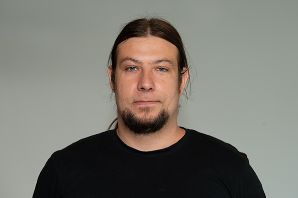 Portrett av Dariusz Grzegorz Ciesak