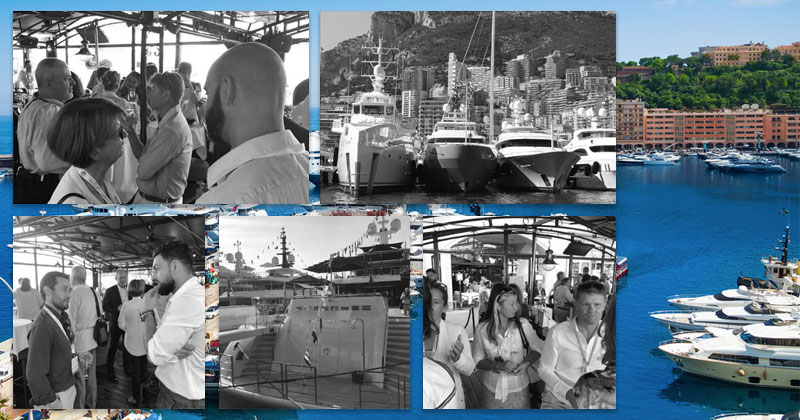 Monaco Yacht Show 2017 :  Riviera Yacht Support Client Lunch