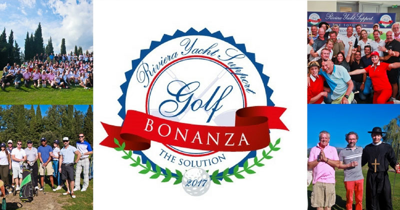 The 2017 Riviera Yacht Support Golf Bonanza