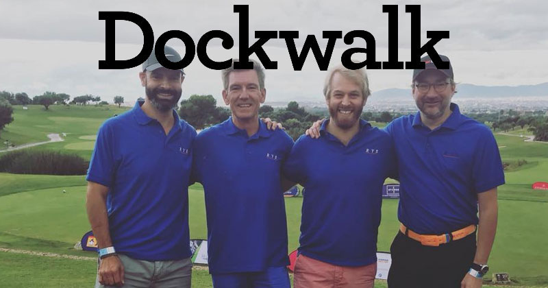 RYS Golf Bonanza 2017 featured in Dockwalk + our wonderful video!