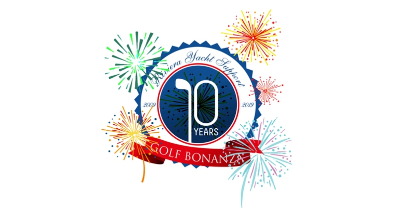 Registrations are now open for the 10th Anniversary of the Riviera Yacht Support Golf Bonanza 2019 - Friday 04/10