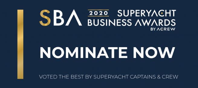 ACREW Super Yacht Business Awards 2020