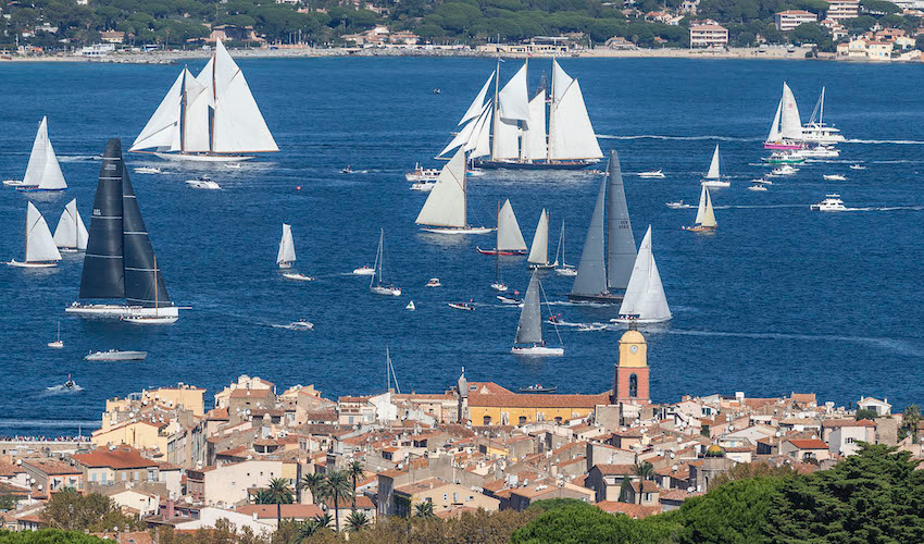 The 22nd Les Voiles de Saint Tropez