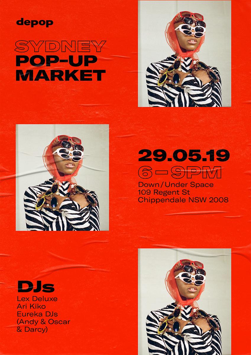 Depop Sydney Pop-Up Market