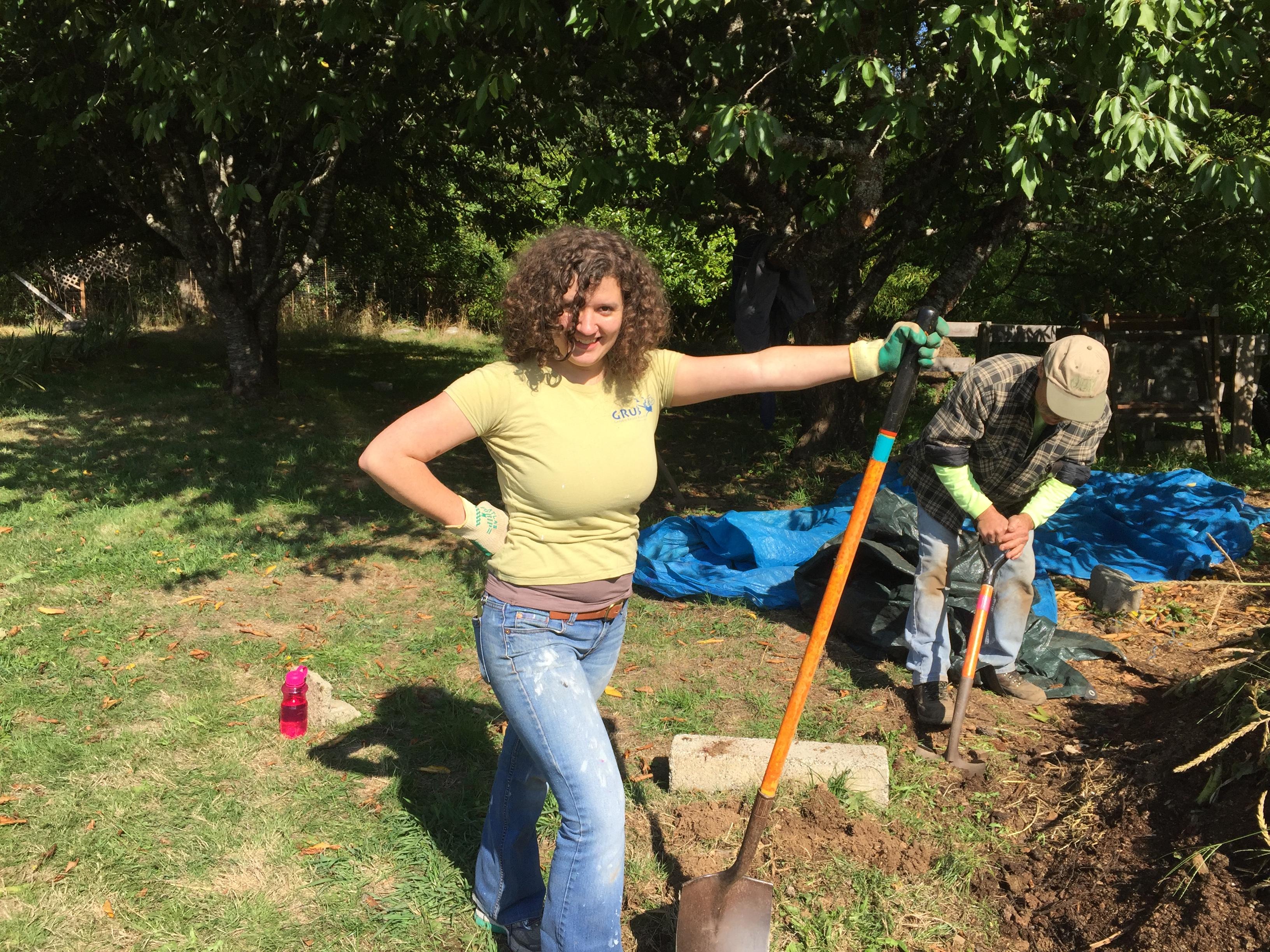 Farm Drop-In Volunteer Hours