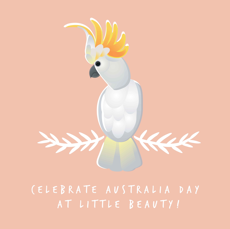 Celebrate Australia Day at Little Beauty Market!