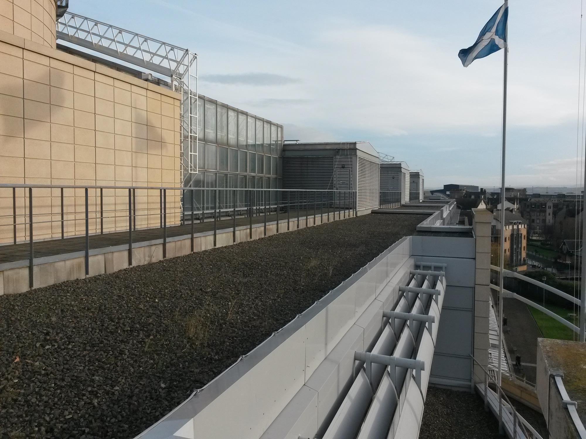 Victoria Quay Roof