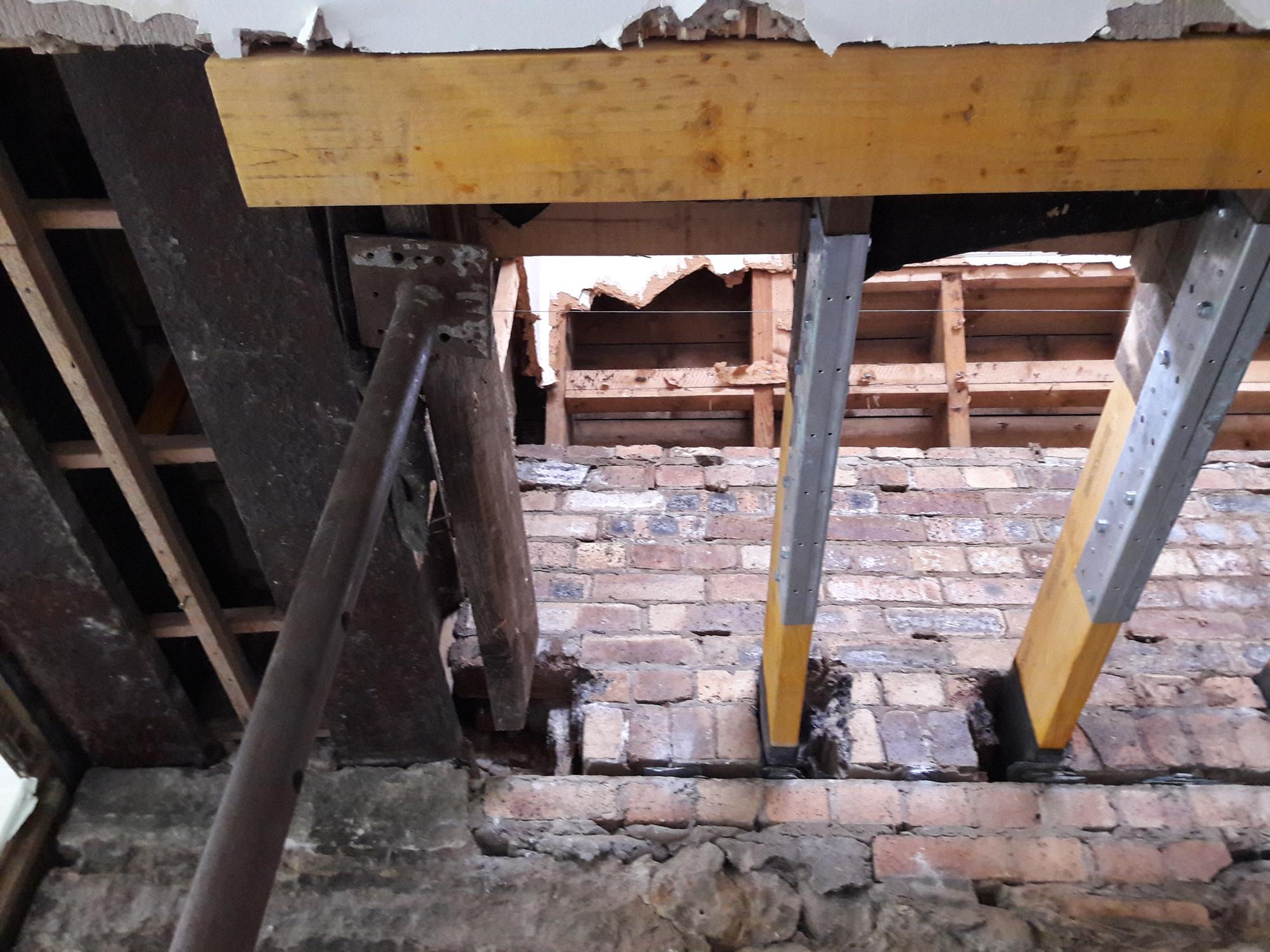 Historic Building Repairs