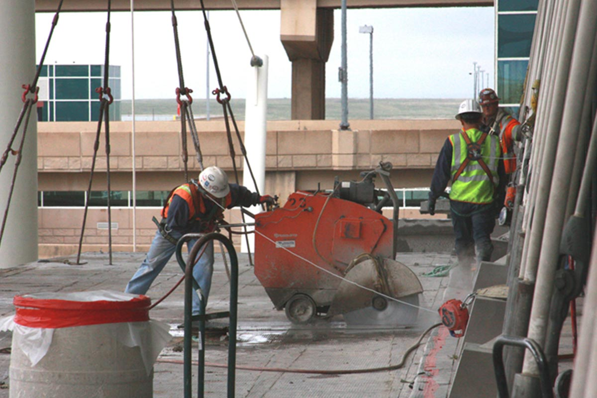 Concrete Cutting DIA Denver