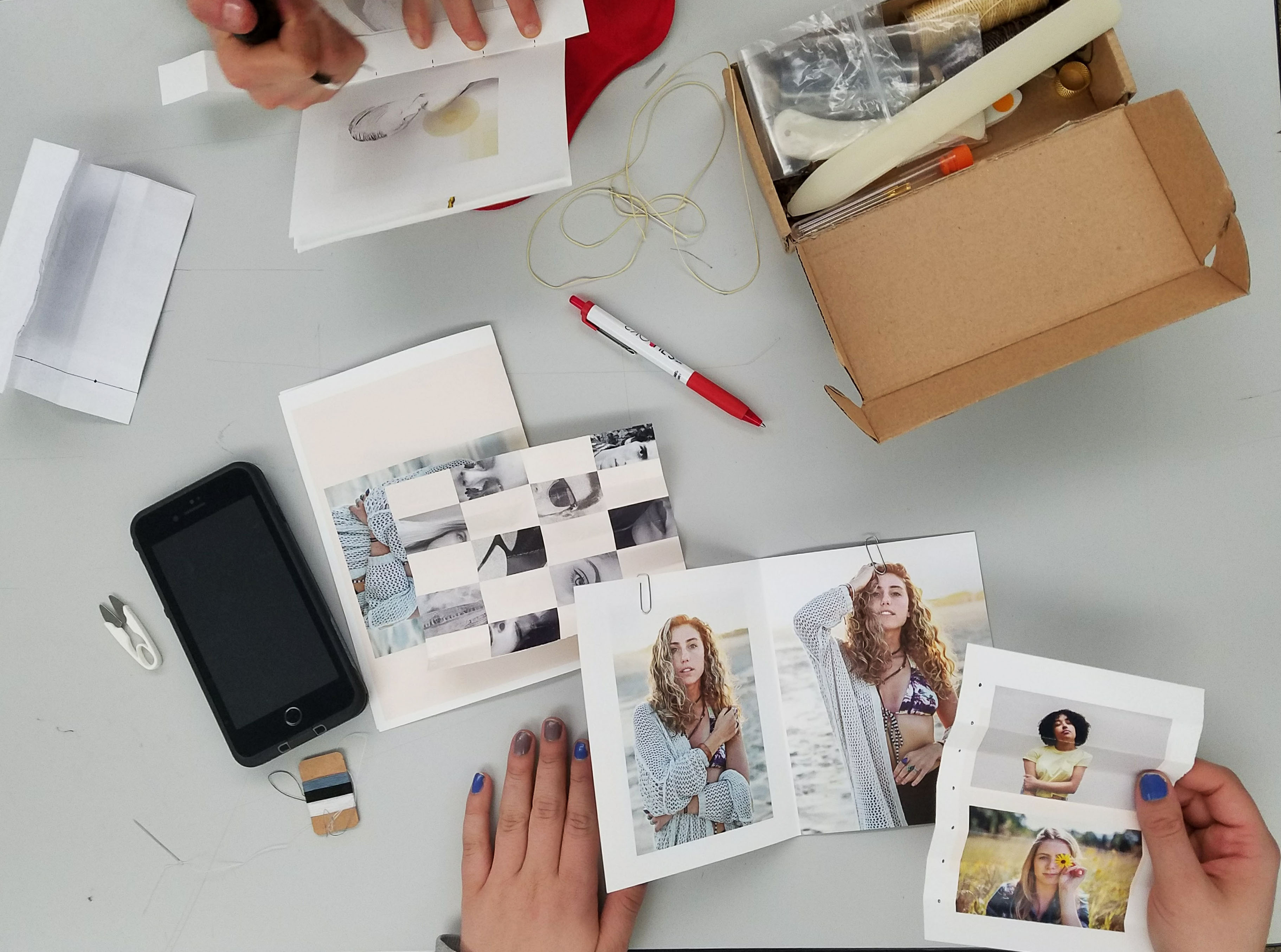 How to Create a Zine With Your Photography