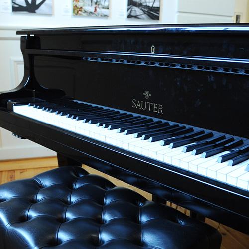 Piano, Sauter, Allsang på Aktivitetsværket, Eidsvoll Verk