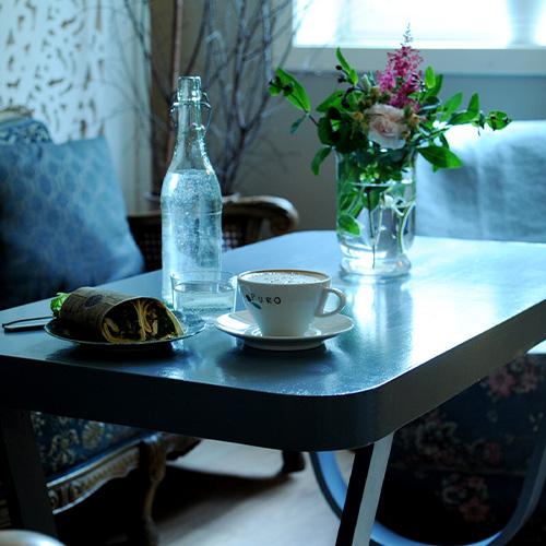 Barseltreff på Coffee Too på Eidsvoll Verk