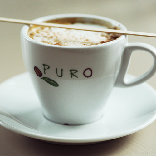Kopp kaffe, Coffee Too, rettferdig kaffe
