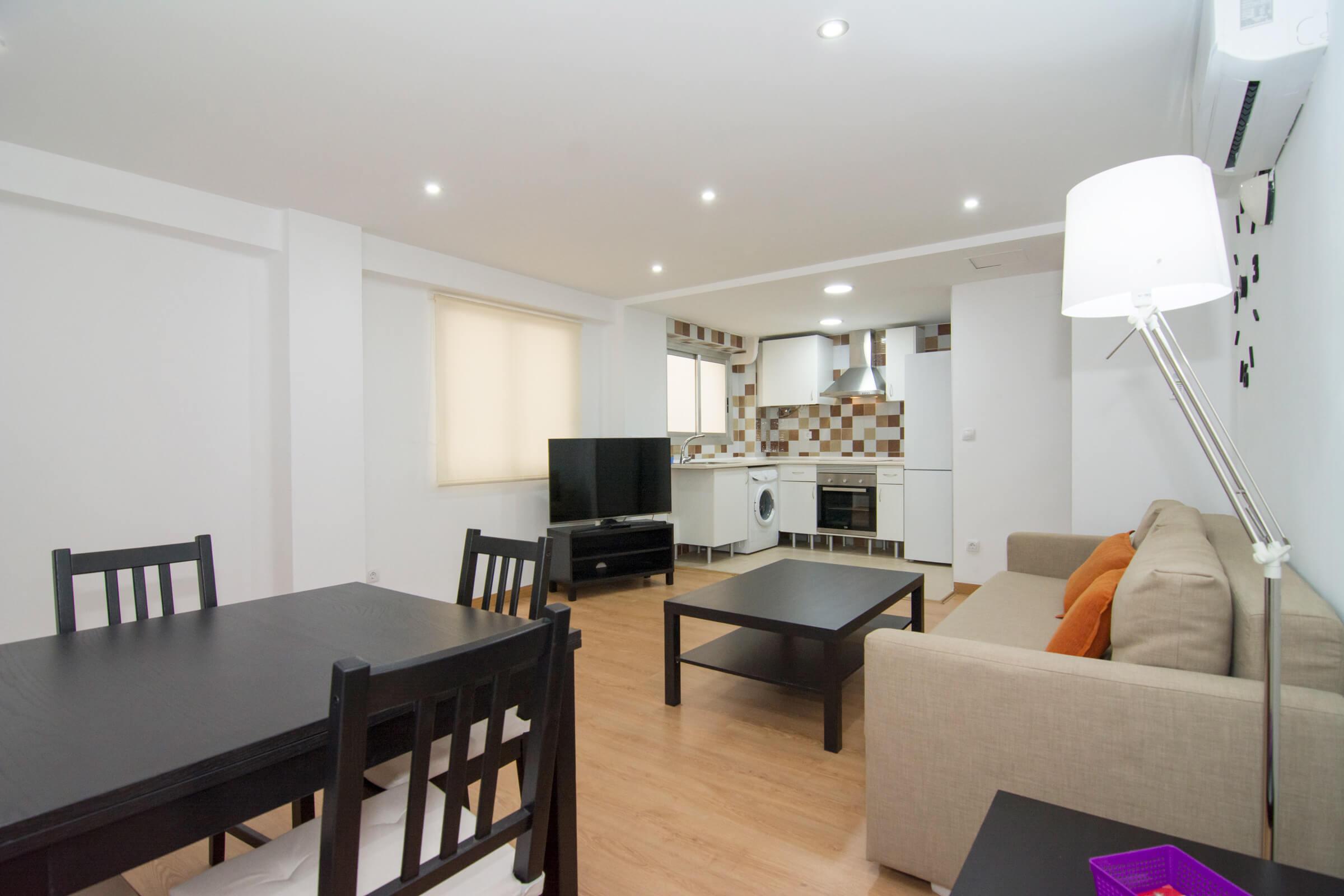 Holaflats Barraca Living Room