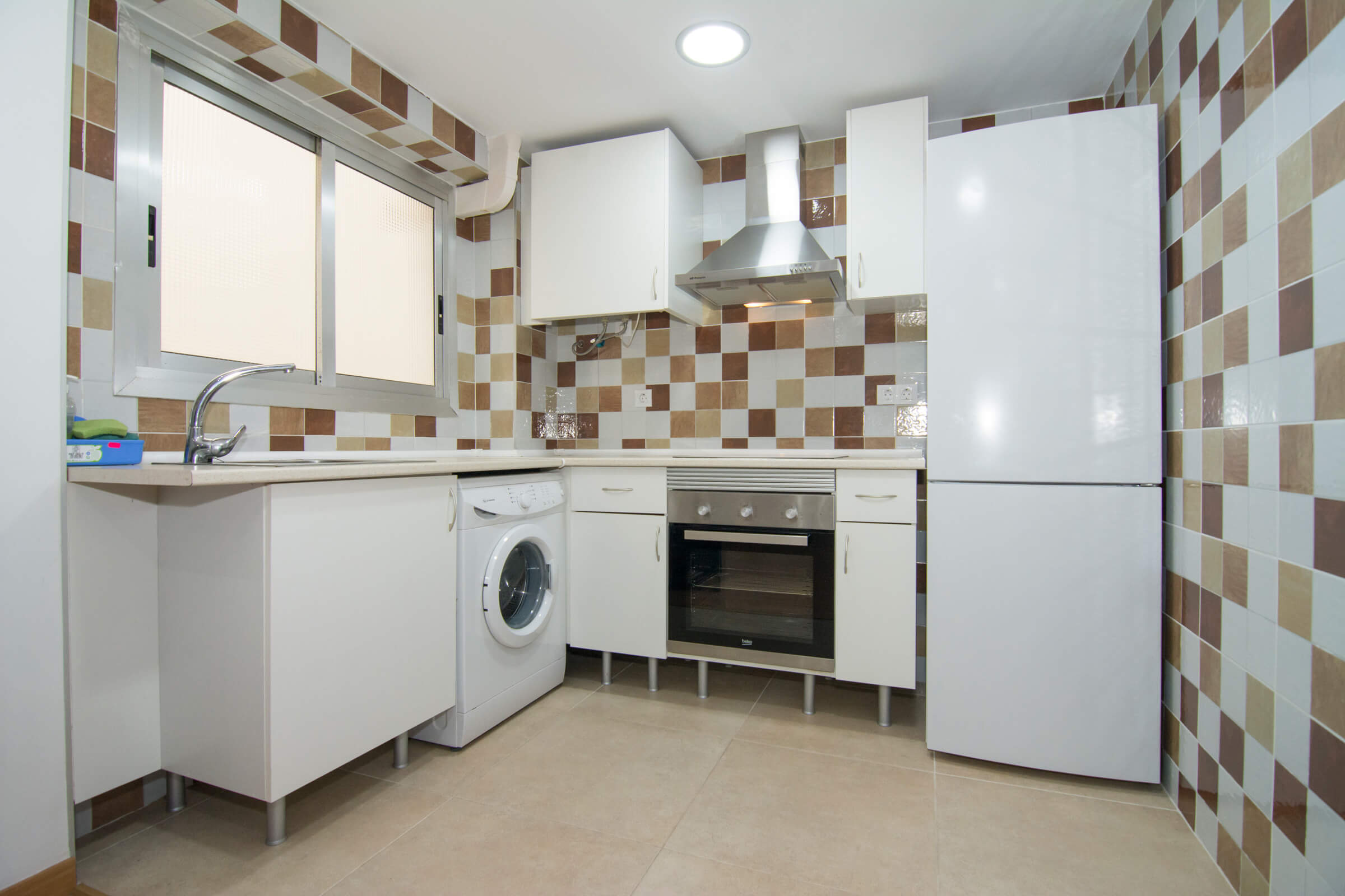 Holaflats Barraca fully equipped kitchen