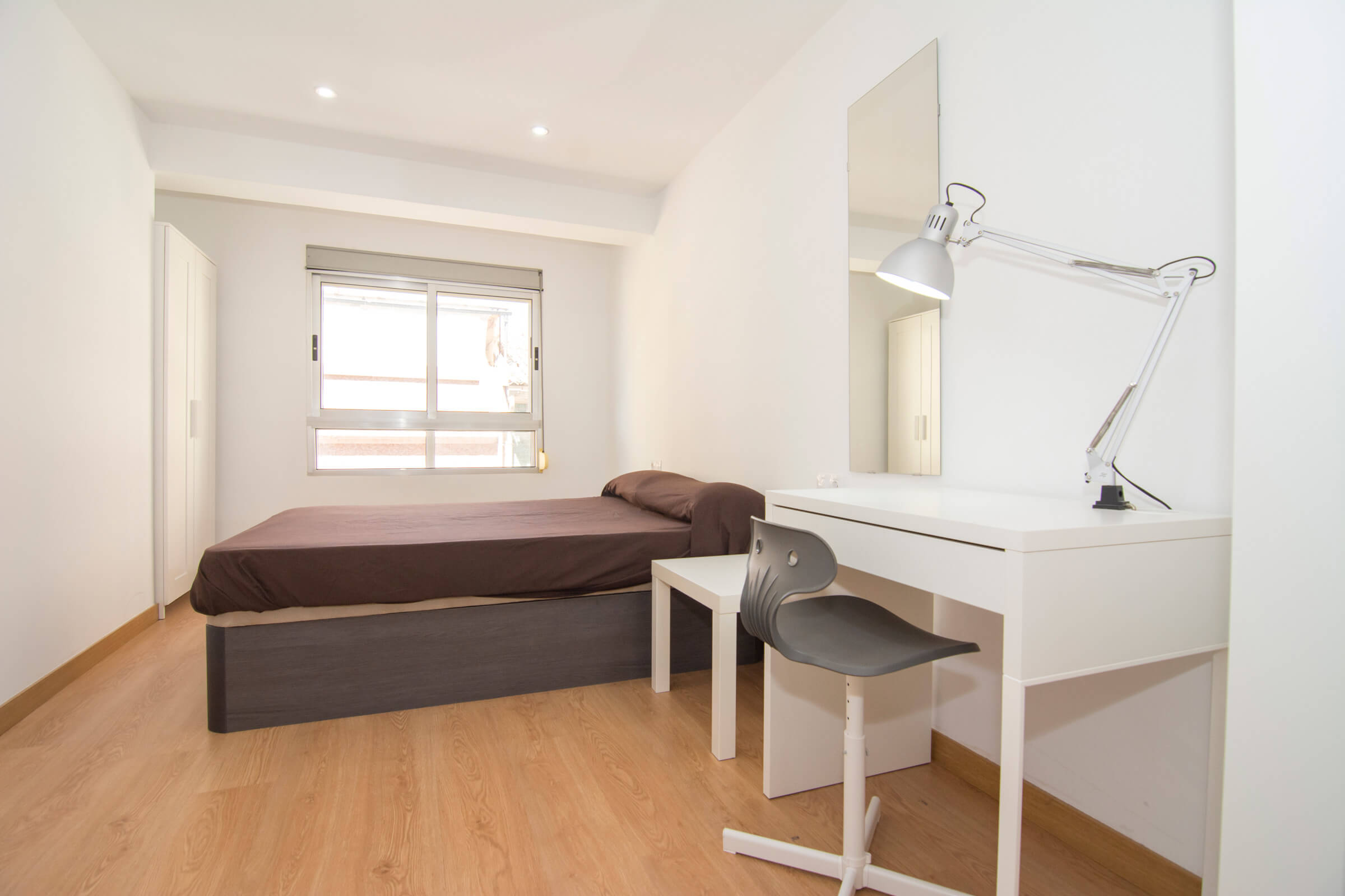 Holaflats Barraca Double Bedroom