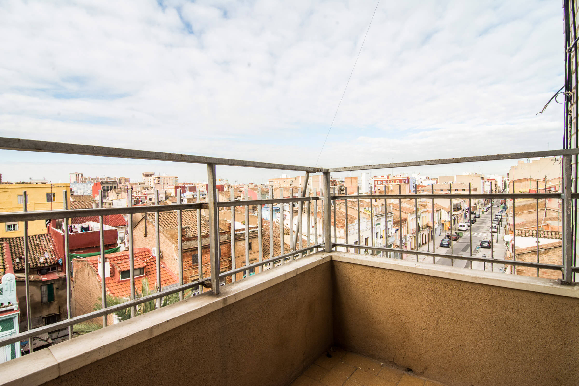 Holaflats Reina Balcony