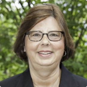 A photo of Nancy Kenney, a Subject Matter Expert