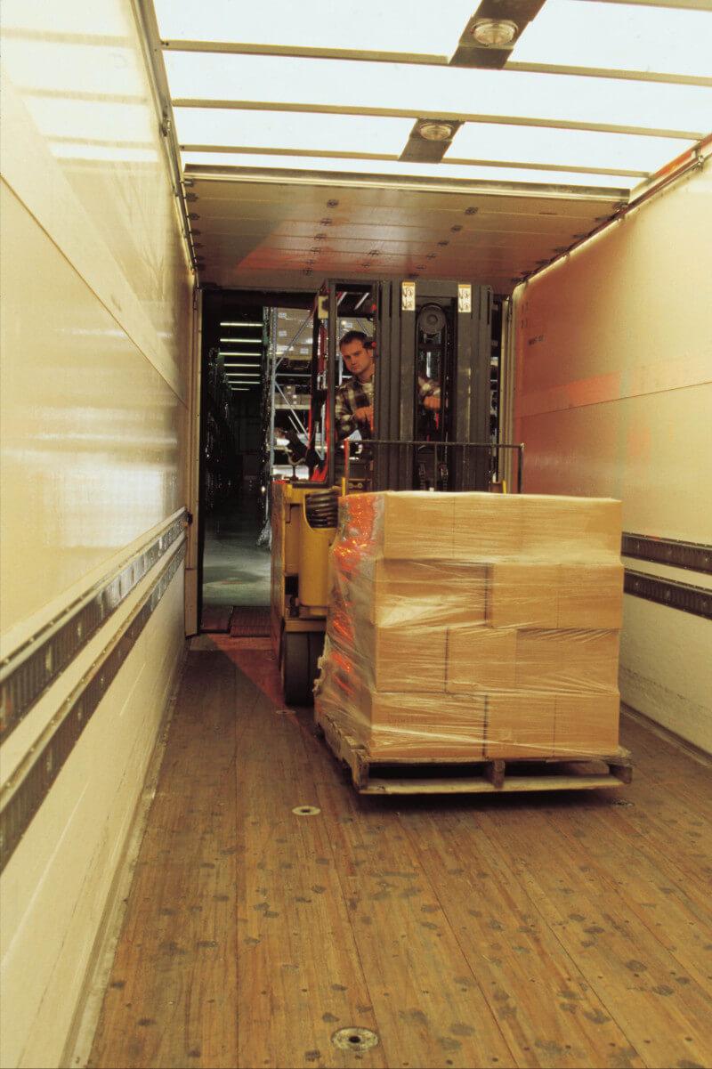 LTL Pallet Freight Services