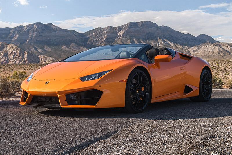 Rent A Unavailable 2017 Lamborghini Hurac 225 N Spyder In