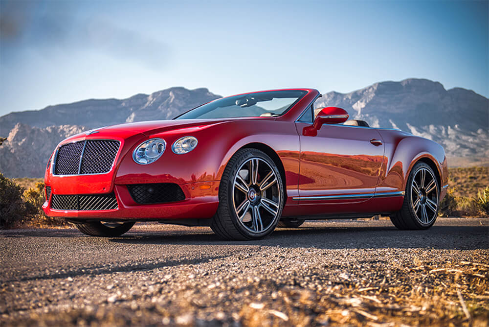 Exotic Car Rental Las Vegas >> Rent a 2015 Bentley Continental GTC in Las Vegas!