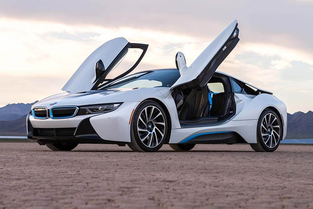Rent A 2016 BMW I8 In Las Vegas