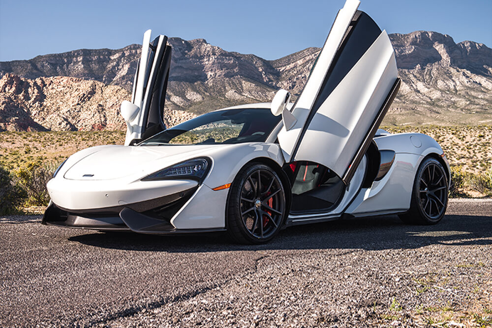 Exotic Car Rental Las Vegas >> Rent a [Unavailable] 2016 McLaren 570S in Las Vegas!