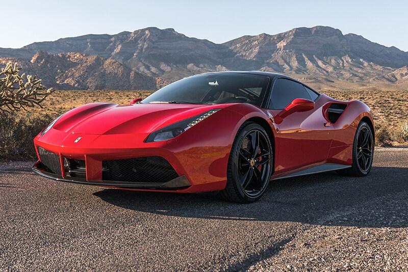 Rent A [Unavailable] 2017 Ferrari 488 GTB In Las Vegas