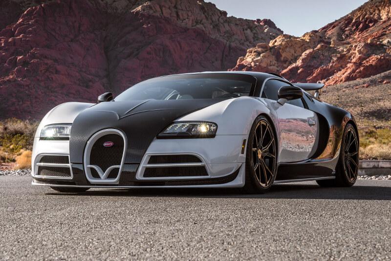 Jeep Wrangler Rental Las Vegas >> Rent a [Unavailable] Bugatti Veyron Mansory Vivere in Las ...