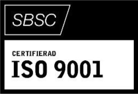Certifiering ISO 9001
