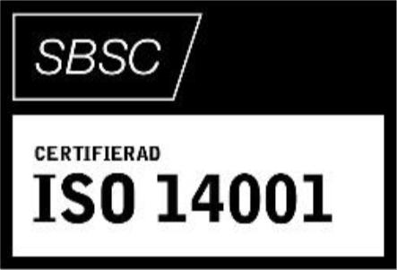 Certifiering ISO 14001