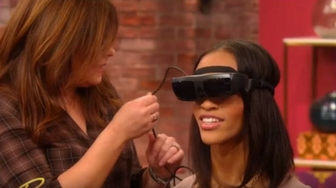 eSight on The Rachael Ray Show