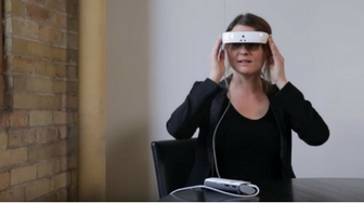 You Won't Believe This - The Most Advanced Wearable Device That Lets The Blind Actually See
